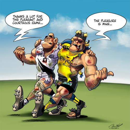 rugby respect