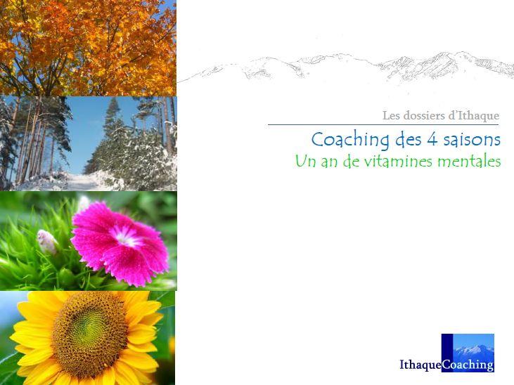 Ebook coaching des 4 saisons ithaque coaching for Le jardin des 4 saisons pusignan