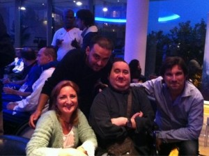 paralympiques club france londres 2012