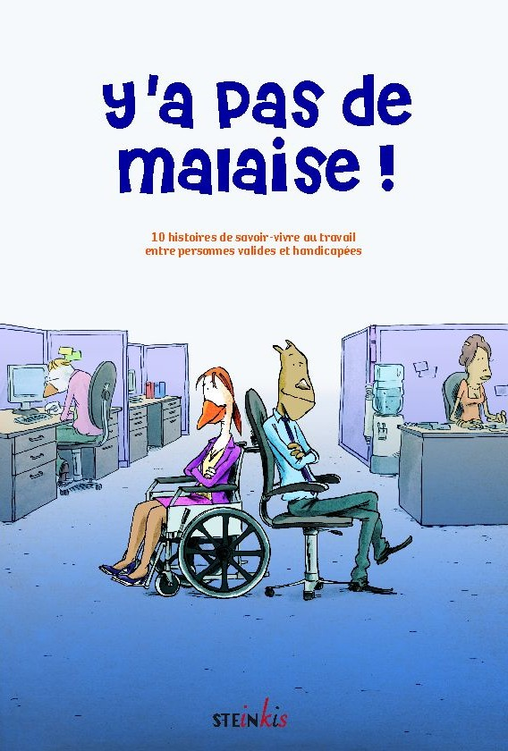 relations professionnelles handicapés valides y'a pas de malaise