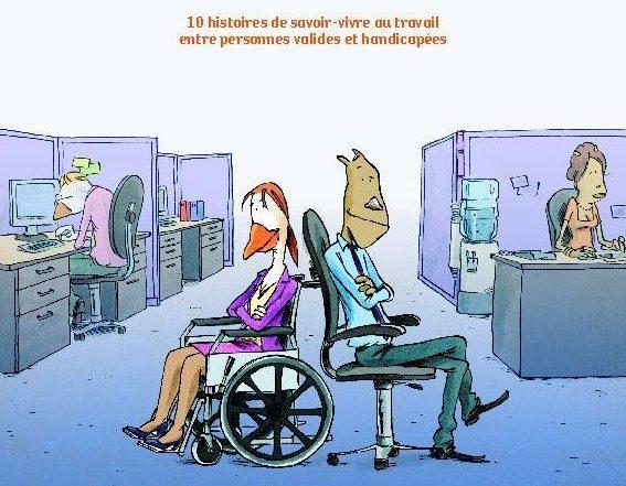 rencontre entre handicapés- valides
