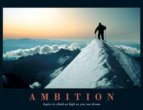 Minimiser les attentes et préserver l'ambition