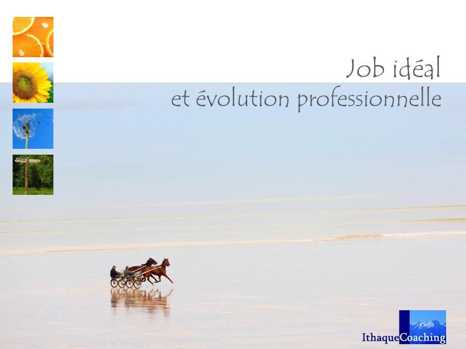 Le forfait job idéal et évolution professionnelle