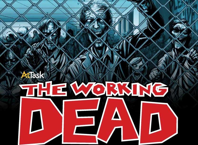 le management biohasardeux et les zombies de travail