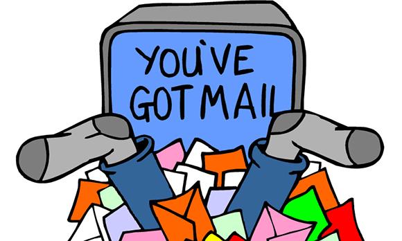 l'email a 40 ans et toutes ses dents... de l'amer