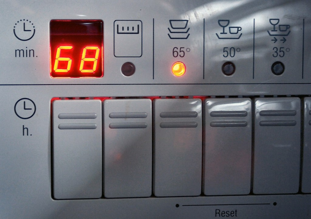 le principe du lave vaisselle, ou comment lacher prise et accepter de déléguer