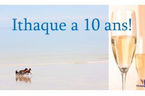 2008-2018 Ithaque coaching fête ses dix ans